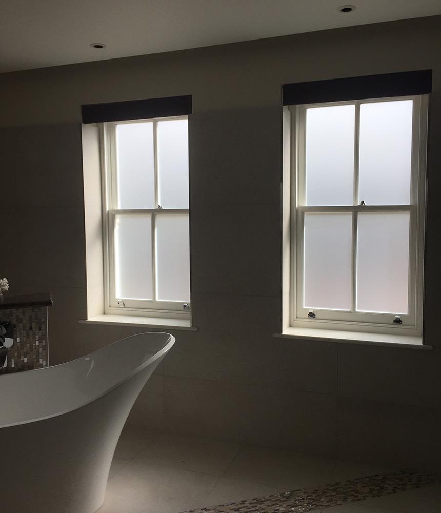 Window films in Suffolk