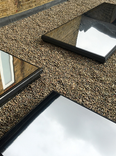 Skylight window film image