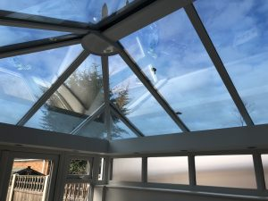 alternative to blinds in conservatories