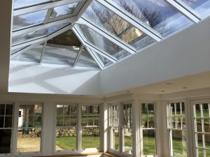 alternatives to blinds in conservatories