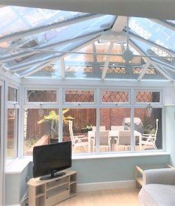 conservatory blinds alternative