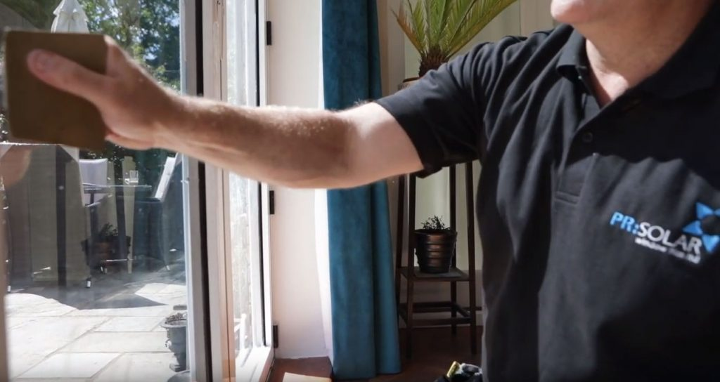 heat control window films